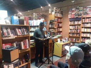 Poetry Reading 09 14 2019